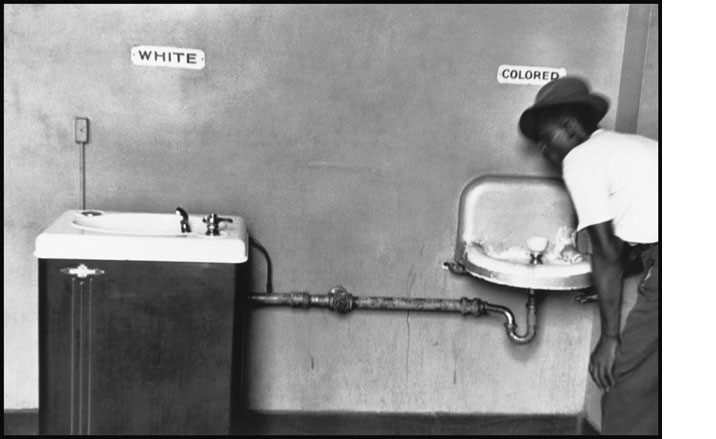 a history of the american segregation